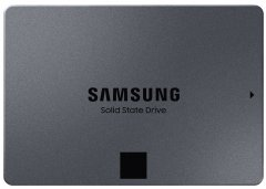 "Samsung 870 QVO 1TB 2.5"" V-NAND 4bit MLC (QLC) SATA III (MZ-77Q1T0BW)"
