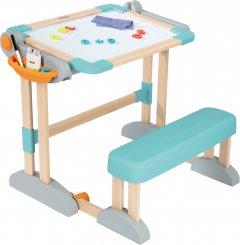 Парта-доска трансформер Smoby Toys Веселая учеба (420301)