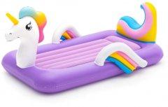 Детская надувная велюр-кровать Bestway 67713 (BW 67713)