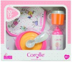 Игровой набор Corolle Детский Завтрак 5 аксессуаров для кукол 30 см (9000110220)