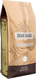 Кофе в зернах Arabica Specialty coffee Gran Grano Никарагуа Марагоджип 1 кг (4820230023039)