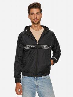 Ветровка Calvin Klein Jeans J30J315676-BAE0 S Ck Black (8719852985541)