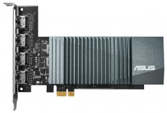 Asus PCI-Ex GeForce GT 710 2GB GDDR5 (64bit) (954/5012) (4 x HDMI) (GT710-4H-SL-2GD5)