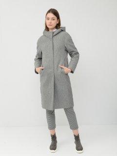 Пальто Рута-С 2390др 46 (164-92-100) Серое
