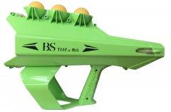 Детский бластер UFT Star Blaster Шарикомет 3 шарика (UFTStarBlaster)