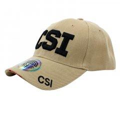 Бейсболка Han-Wild CSI Хаки для занятий спортом мужская