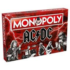 Настольная игра Winning Moves Monopoly AC / DC (5036905033152)