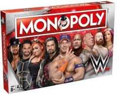 Настольная игра Winning Moves Monopoly WWE (5036905029872)