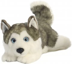Мягкая игрушка Aurora Хаски 28 см (150715A) (092943071506)