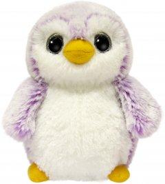 Мягкая игрушка Aurora Пингвин девочка Пом Пом 15 см (131574C) (092943157422)