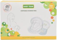 Вкладыши Baby Team Basic 0025 60 шт (239814121)