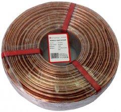 Кабель акустический бескислородная медь Electro House 2 х 1.5 (EH-ACK-005)