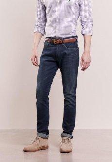 Чоловічі джинси Polo Ralph Lauren 34 слім фіт синій