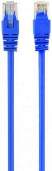 Патч корд Cablexpert CAT6 UTP 5 м Синий (PP6U-5M/B)