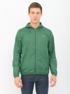 Ветровка Lacoste BH1536-132 M (T50) Green (3614038043617)