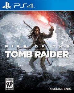 Игра Rise of the Tomb Raider для PS4 (Blu-ray диск, Russian version)