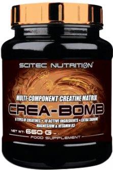 Креатин Scitec Nutrition Crea-bomb 660 г Маракуйя (5999100016569)