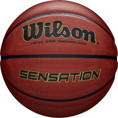 Мяч баскетбольный Wilson Sensation SR 275 Size 5 Orange (WTB9118XB0501)