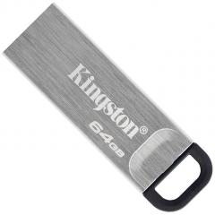 Kingston DataTraveler Kyson 64GB USB 3.2 Silver/Black (DTKN/64GB)