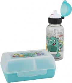 Набор для ланча детский Tefal Variabolo бутылочка 400 мл + ланчбокс Монстр (K3169214)