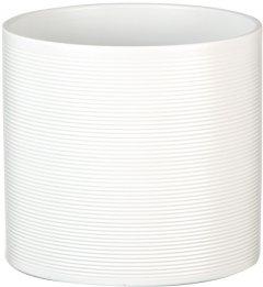 Кашпо для цветов Scheurich Inspiration керамика 12 молочный (4002477536507)