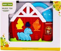 Игрушка музыкальная Baby Team Ферма (242944735)