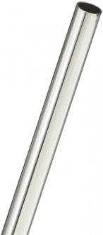 Труба рейлинг d16 600 мм Lemax матовый Никель (RAT-11-600 NМ)