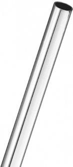 Труба рейлинг d16 600 мм Lemax Хром (RAT-11-600)