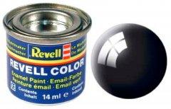 Краска эмалевая Revell Email Color №7 Черная глянцевая 14 мл (RVL-32107) (0000042022671)