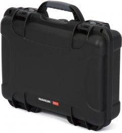 Водонепроницаемый пластиковый кейс Nanuk 910 с пеной Black (910-1001)