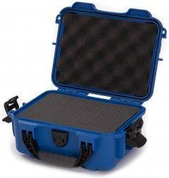 Водонепроницаемый пластиковый кейс Nanuk 904 с пеной Blue (904-1008)