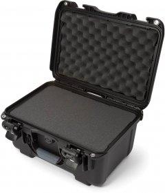 Водонепроницаемый пластиковый кейс Nanuk 918 с пеной Black (918-1001)