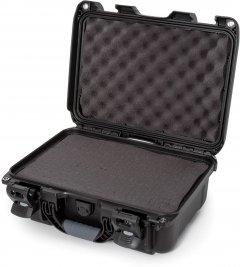 Водонепроницаемый пластиковый кейс Nanuk 915 с пеной Black (915-1001)