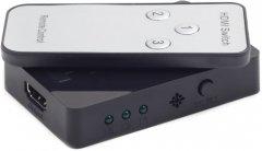 Коммутатор Cablexpert DSW-HDMI-34