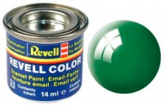 Краска эмалевая Revell Email Color №61 Изумрудная глянцевая 14 мл (RVL-32161) (0000042022954)