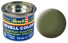 Краска эмалевая Revell Email Color №68 Темно-зеленая матовая 14 мл (RVL-32168) (0000042082453)