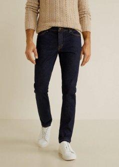 Чоловічі джинси MANGO 43080650 44 темно-сині
