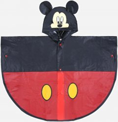 Дощовик Disney MICKEY 2400000482 98-104 см Червоний (8427934232284)