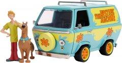 Машина металлическая Jada Scooby-Doo Mystic Bus + фигурки Скуби-Ду и Шэгги 1:24 (253255024) (4006333070969)