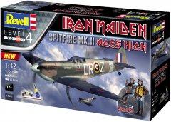 "Сборная модель Revell Истребитель Спитфайр Mk.II ""Aces High"" Iron Maiden. Масштаб 1:32 (RVL-05688) (4009803056883)"