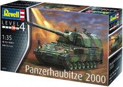 Сборная модель Revell САУ PzH 2000. Масштаб 1:35 (RVL-03279) (4009803032795)