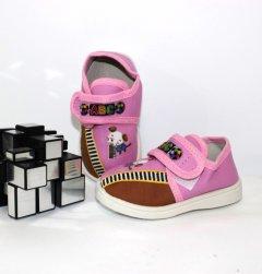 Кеди Comfort VA03-pink рожевий 15