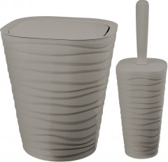 Набор аксессуаров для ванной комнаты PLANET Welle 2 предмета латте