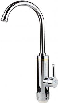 Электрический проточный водонагреватель AQUATICA 3 кВт для кухни (HZ-6B143C)