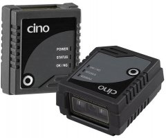 Сканер штрих-кодов Cino FM480-11F USB (1D) Black (9612)