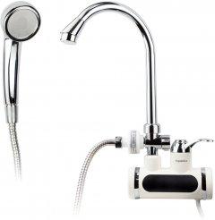 Электрический проточный водонагреватель AQUATICA 3 кВт для ванны (JZ-7C141W)