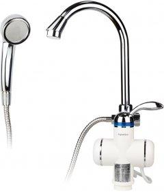 Электрический проточный водонагреватель AQUATICA 3 кВт для ванны (LZ-6C111W)