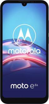 Мобильный телефон Motorola E6s 4/64GB Meteor Grey (PAJE0031RS)