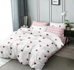 Комплект постельного белья Love You Поплин 203002 150х220 (ly7102) (4820000007102)