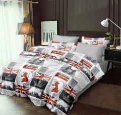 Комплект постельного белья Love You Поплин 203018 175х220 (ly7218) (4820000007218)